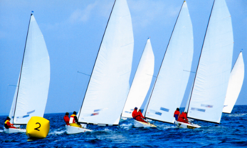 Competitive Sailing